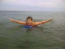 Jay, Short Sands Beach, York, Maine