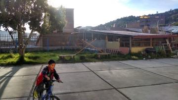 David, Cusco, Peru