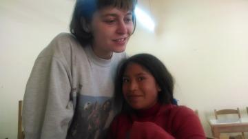 Marie and Maria, Cusco P:eru