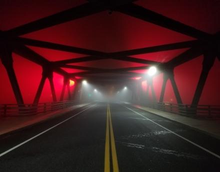 Memorial Bridge. Portsmouth, NH